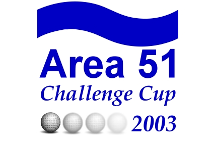 Area 51 Challenge Cup 2003 Logo