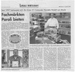 Herforder Kreisblatt - Fachmärkten Paroli bieten